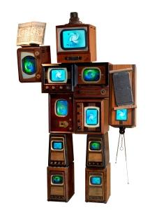 Family of Robot: Li Tai Po