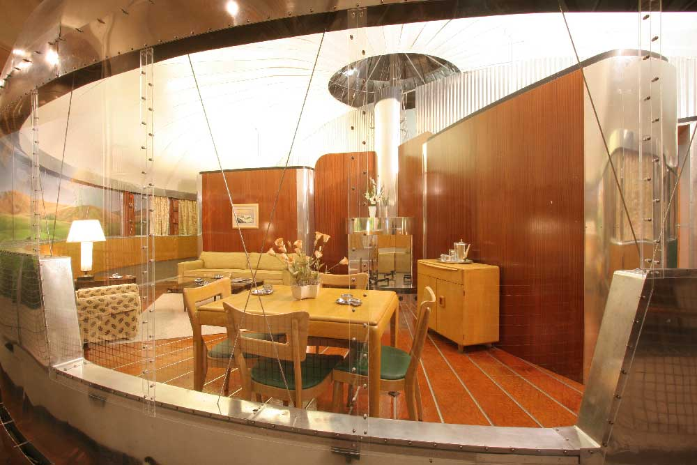 50 Museums In 70 Weeks 187 The Henry Ford Dymaxion House